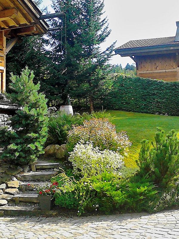Mabboux parcs et jardins paysagiste Combloux | Entretien espaces verts
