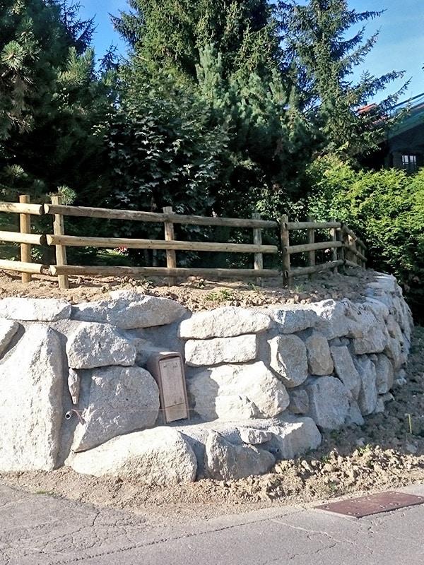 Mabboux parcs et jardins paysagiste Combloux | Terrassement