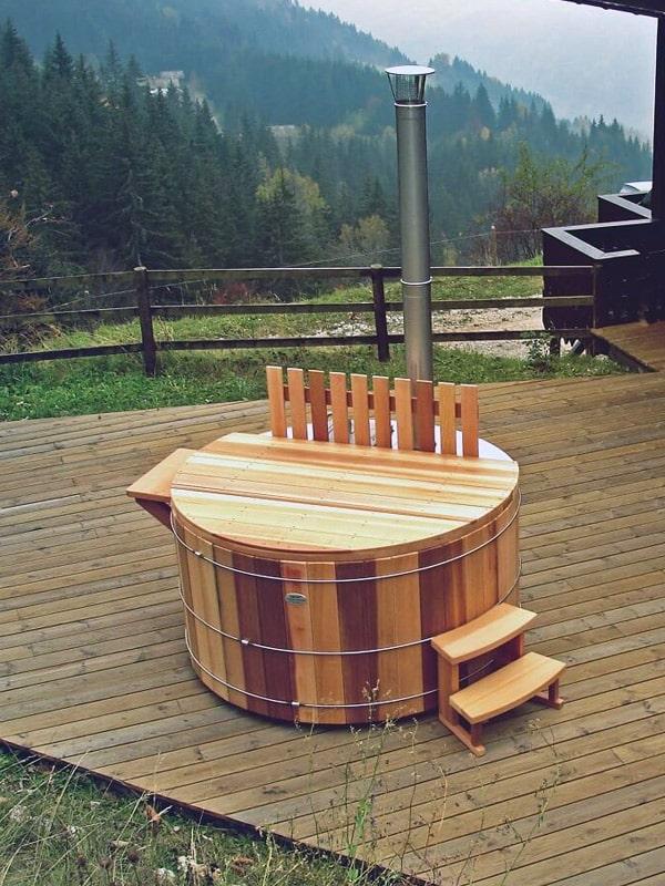 Mabboux parcs et jardins paysagiste Combloux | Spa et Sauna